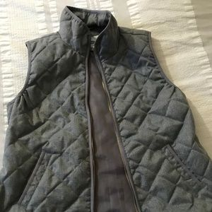 Old Navy gray vest